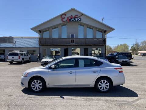 2015 Nissan Sentra for sale at Epic Auto in Idaho Falls ID