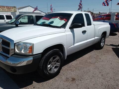 2005 Dodge Dakota for sale at ACE AUTO SALES in Lake Havasu City AZ