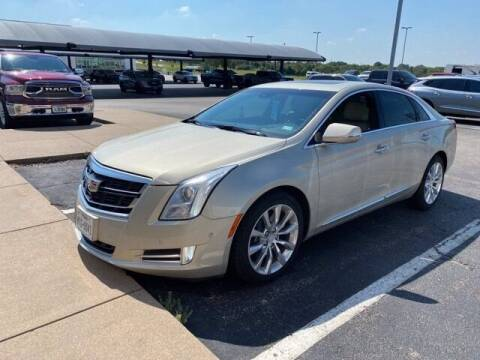 2016 Cadillac XTS for sale at Jerry's Buick GMC in Weatherford TX