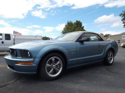 2006 Ford Mustang for sale at Cars R Us in Chanute KS