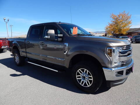 2018 Ford F-250 Super Duty for sale at West Motor Company - West Motor Ford in Preston ID