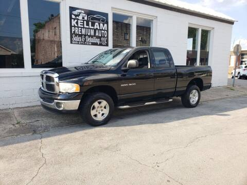 2005 Dodge Ram Pickup 1500 for sale at Kellam Premium Auto Sales & Detailing LLC in Loudon TN