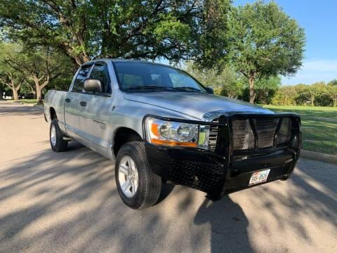 2006 Dodge Ram Pickup 1500 for sale at 210 Auto Center in San Antonio TX