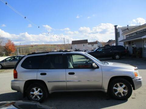 2007 GMC Envoy for sale at ROUTE 119 AUTO SALES & SVC in Homer City PA