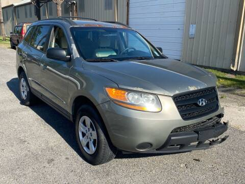 2009 Hyundai Santa Fe for sale at WMS AUTO SALES in Jefferson LA