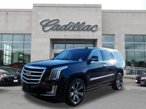 2016 Cadillac Escalade for sale at Radley Cadillac in Fredericksburg VA