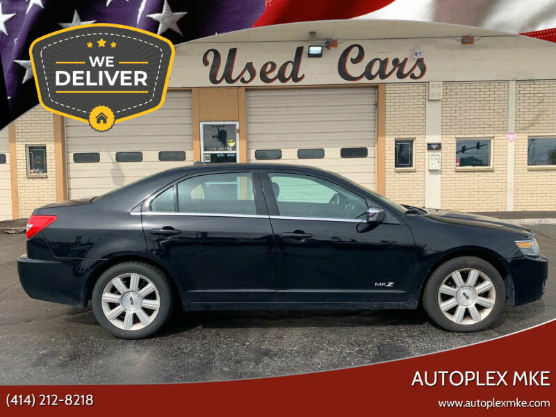 2008 Lincoln MKZ for sale at Autoplex 2 in Milwaukee WI