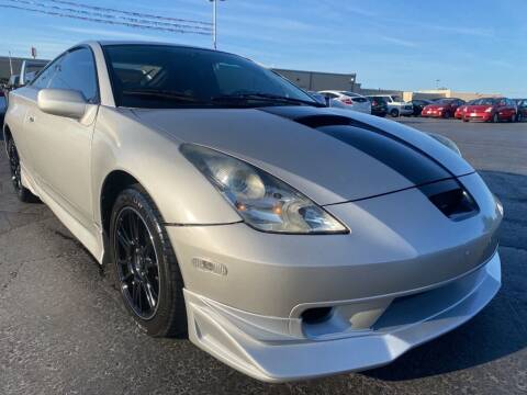 2002 Toyota Celica for sale at VIP Auto Sales & Service in Franklin OH