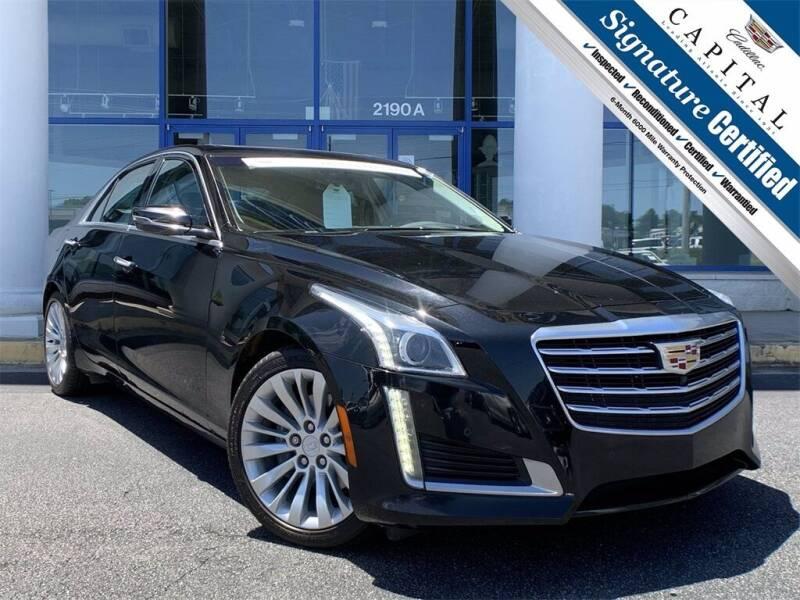 2018 Cadillac CTS for sale at Capital Cadillac of Atlanta in Smyrna GA
