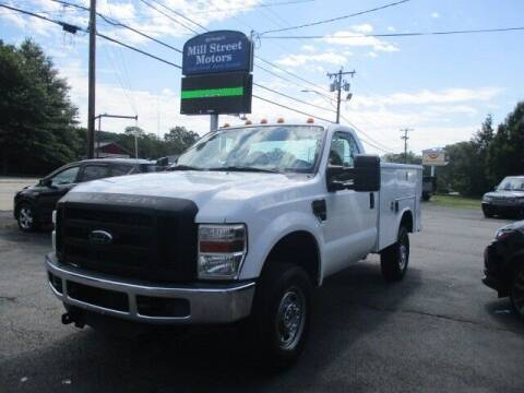 2010 Ford F-250 Super Duty for sale at Mill Street Motors in Worcester MA