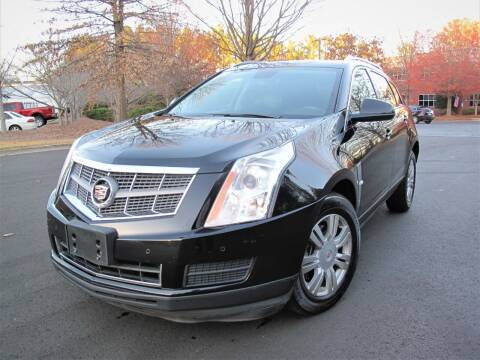 2010 Cadillac SRX for sale at Top Rider Motorsports in Marietta GA