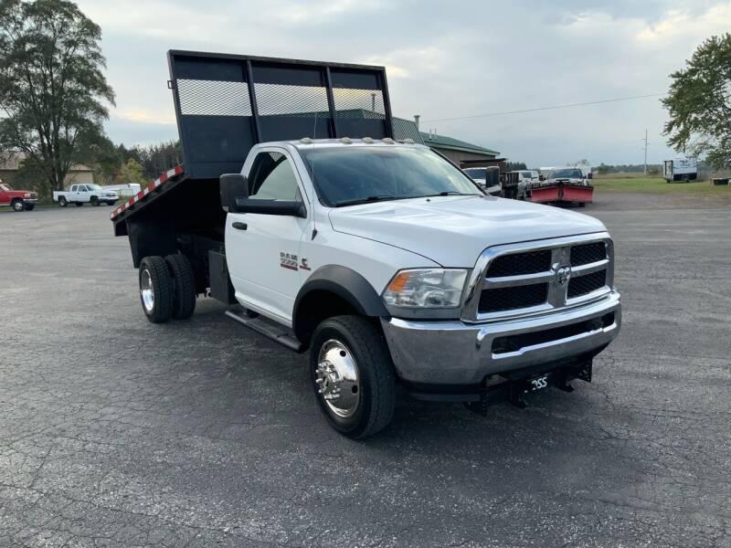 2014 RAM 5500 for sale at Stein Motors Inc in Traverse City MI
