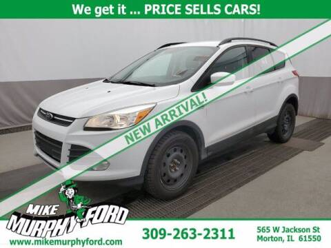 2016 Ford Escape for sale at Mike Murphy Ford in Morton IL