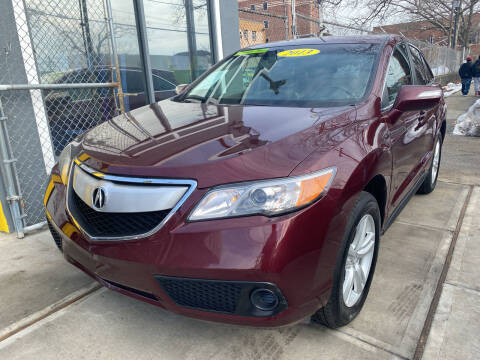2013 Acura RDX for sale at DEALS ON WHEELS in Newark NJ