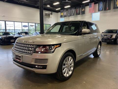 2014 Land Rover Range Rover for sale at CarNova in Sterling Heights MI