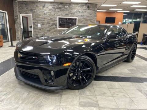 2015 Chevrolet Camaro for sale at Sonias Auto Sales in Worcester MA