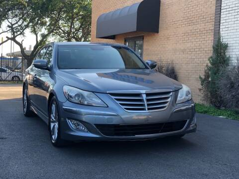 2014 Hyundai Genesis for sale at Auto Imports in Houston TX