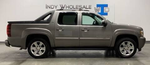 2007 Chevrolet Avalanche for sale at Indy Wholesale Direct in Carmel IN