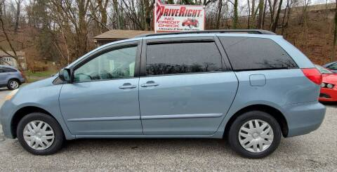 2006 Toyota Sienna for sale at DriveRight Autos South York in York PA