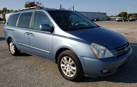 2006 Kia Sedona for sale at Angelo's Auto Sales in Lowellville OH
