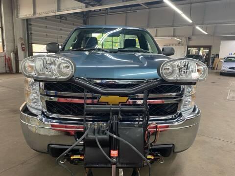 2012 Chevrolet Silverado 2500HD for sale at John Warne Motors in Canonsburg PA