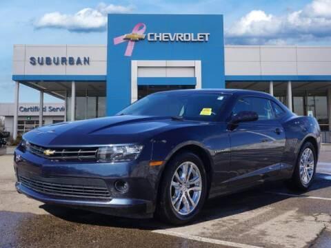 2014 Chevrolet Camaro for sale at Suburban Chevrolet of Ann Arbor in Ann Arbor MI