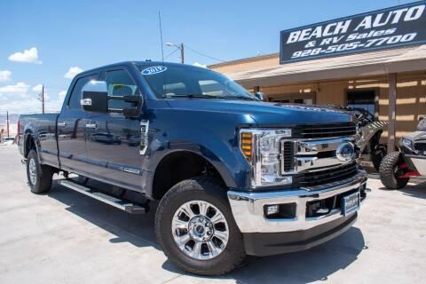 2019 Ford F-350 Super Duty for sale at Beach Auto and RV Sales in Lake Havasu City AZ