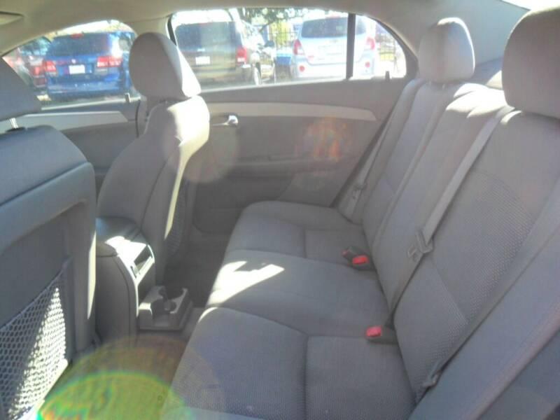 2011 Chevrolet Malibu LS 4dr Sedan - Houston TX