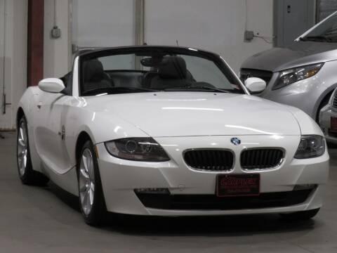 2007 BMW Z4 for sale at CarPlex in Manassas VA