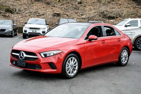 2019 Mercedes-Benz A-Class for sale at Automall Collection in Peabody MA