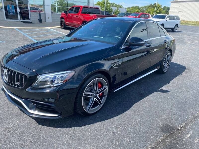 2019 Mercedes-Benz C-Class for sale at Davco Auto in Fort Wayne IN