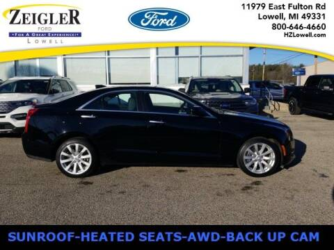2017 Cadillac ATS for sale at Zeigler Ford of Plainwell- michael davis in Plainwell MI