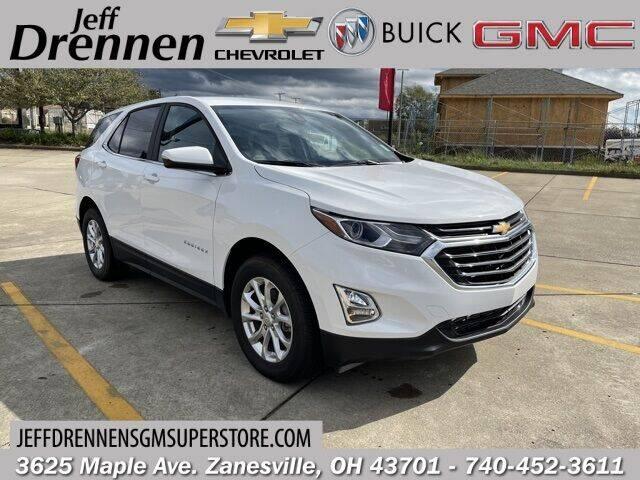 2021 Chevrolet Equinox for sale in Zanesville, OH