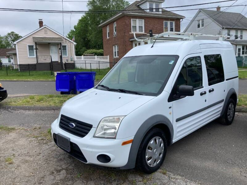 2010 Ford Transit Connect for sale at ENFIELD STREET AUTO SALES in Enfield CT