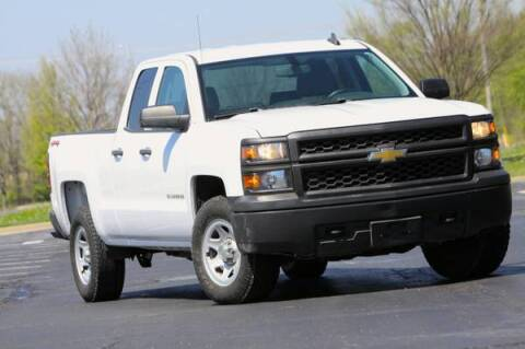 2015 Chevrolet Silverado 1500 for sale at MGM Motors LLC in De Soto KS
