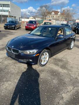 2015 BMW 3 Series for sale at BEACH AUTO GROUP INC in Fishkill NY
