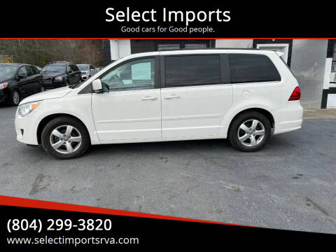 2011 Volkswagen Routan for sale at Select Imports in Ashland VA