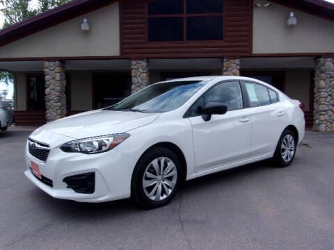 2019 Subaru Impreza for sale at PRIME RATE MOTORS in Sheridan WY