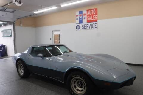 1978 Chevrolet Corvette for sale at 777 Auto Sales and Service in Tacoma WA