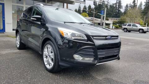 2014 Ford Escape for sale at Seattle's Auto Deals in Everett WA