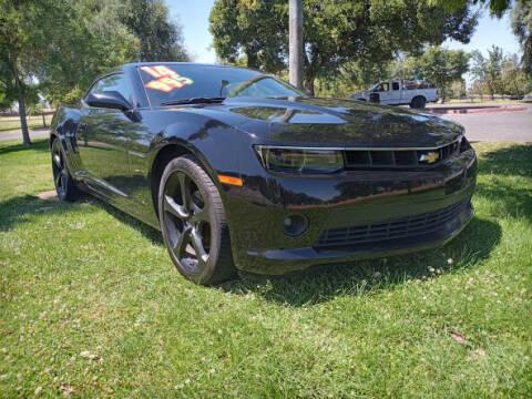 2014 Chevrolet Camaro for sale at D & I Auto Sales in Modesto CA