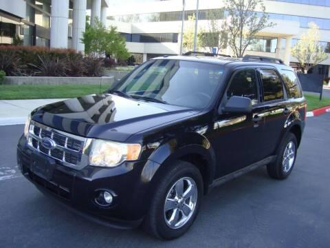 2009 Ford Escape for sale at UTU Auto Sales in Sacramento CA