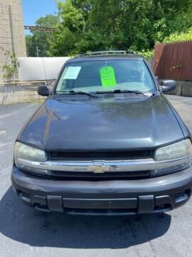 2005 Chevrolet TrailBlazer for sale at North Hill Auto Sales in Akron OH