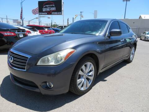 2011 Infiniti M37 for sale at Moving Rides in El Paso TX