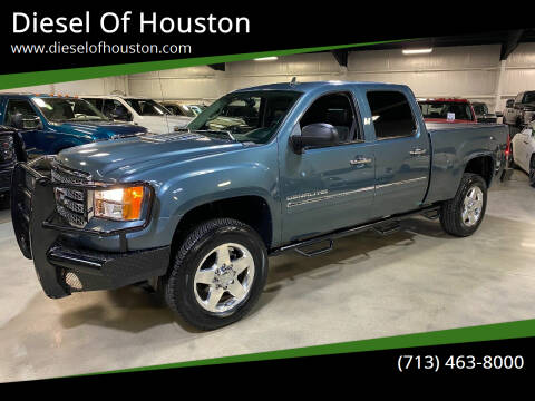 2012 GMC Sierra 2500HD for sale at Diesel Of Houston in Houston TX