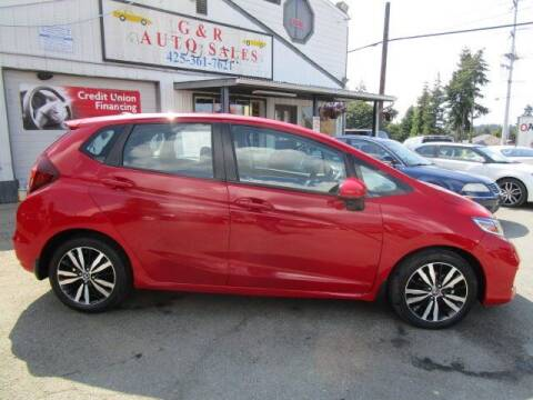 2018 Honda Fit for sale at G&R Auto Sales in Lynnwood WA