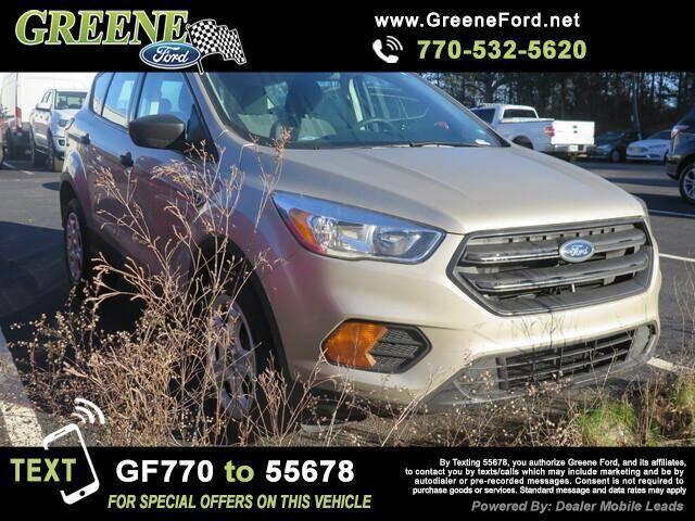 2017 Ford Escape for sale at NMI in Atlanta GA