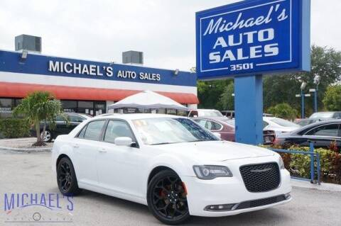 2017 Chrysler 300 for sale at Michael's Auto Sales Corp in Hollywood FL