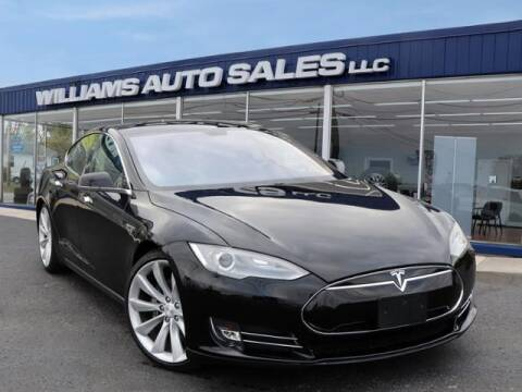 2012 Tesla Model S for sale at Williams Auto Sales, LLC in Cookeville TN
