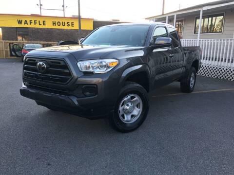 2019 Toyota Tacoma for sale at Georgia Car Shop in Marietta GA
